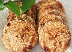芝麻酱烧饼