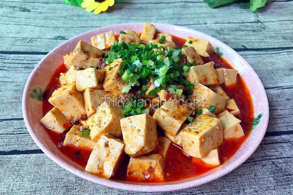 牛肉焖豆腐