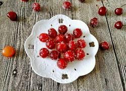甜砂樱桃果儿