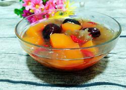 冰糖银耳炖木瓜