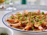 蒜蓉粉丝开背虾的做法[图]