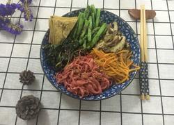 蔬菜胭脂粉面