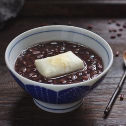 日式年糕红豆