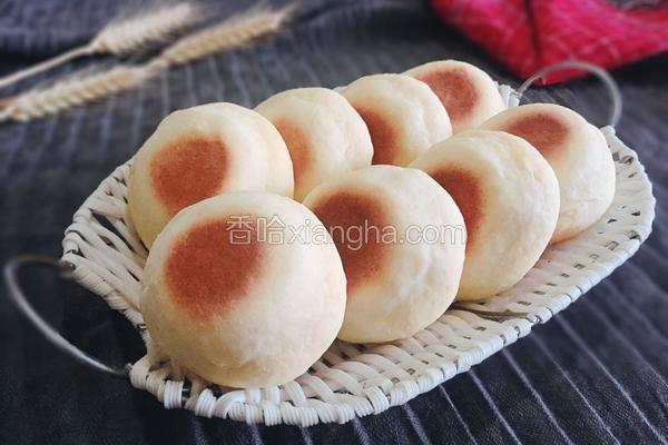 喜饼(烤箱版)