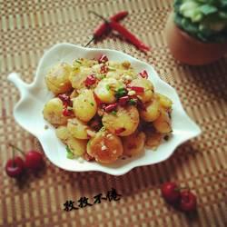 香煎土豆的做法[图]