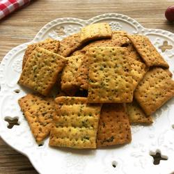 海苔苏打饼干