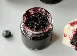 法式蓝莓果酱