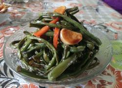豇豆小咸菜