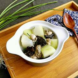 牡蛎炖冬瓜