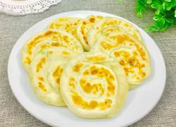 葱油烙饼(电饼铛版)