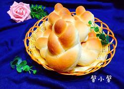 小辫子牛奶面包