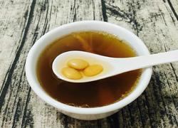 五指毛桃白扁豆猪骨炖汤