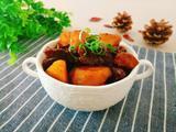 红烧牛肉炖土豆的做法[图]