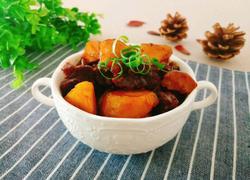 红烧牛肉炖土豆
