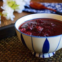 红枣枸杞黑米