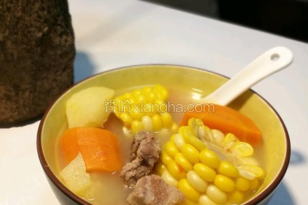 马来ABC汤