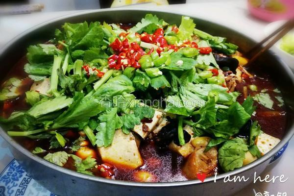 白果蒜子火锅鱼