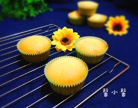 柠檬清香小蛋糕