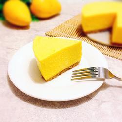 芒果冻芝士蛋糕的做法[图]