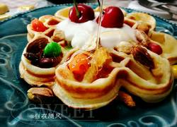 椰香华夫饼