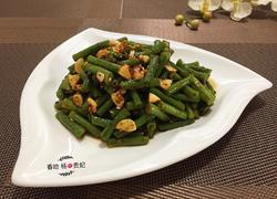 凉拌红油豇豆