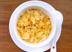 椰奶玉米片