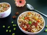 腊肠杂蔬焖饭的做法[图]