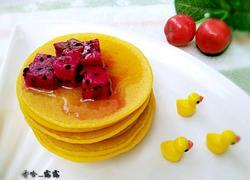 酸奶蜂蜜松饼