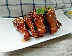 蜜汁蚝油小鸡腿