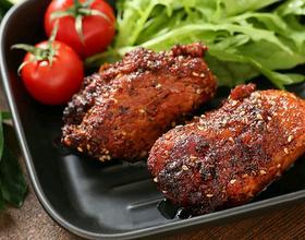 两分钟学会黑椒烤肉 抗饿一整天的营养大菜[图]