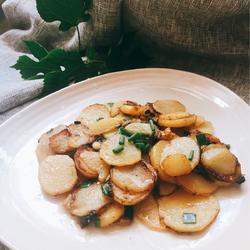油焖土豆片的做法[图]