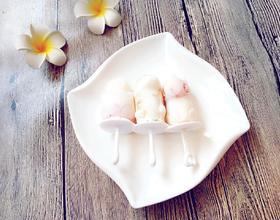 水果牛奶冰棍