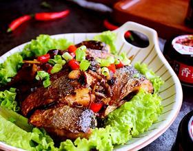 香菇酱焖沙丁鱼[图]