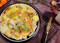 西班牙蛋饼