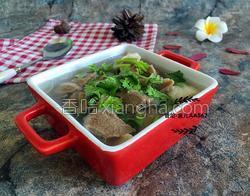 羊肉汤的做法图解7