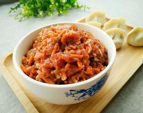 羊肉胡萝卜饺子馅
