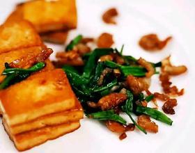 清 蒋侍郎豆腐