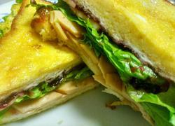 简约三明治