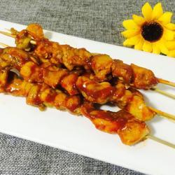 泰式甜辣鸡肉串