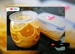 (自制)蜂蜜柠檬茶