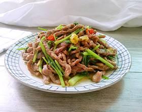 小炒牛肉[图]
