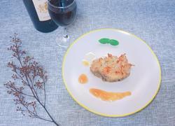 橙香煎鳕鱼