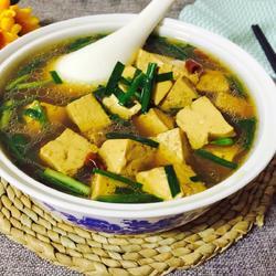 砂锅炖豆腐