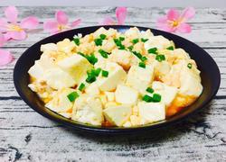 鲜虾仁烧豆腐