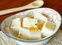 最文艺的杏仁豆腐