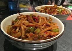 新疆炒米粉