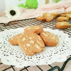 咖啡核桃饼干