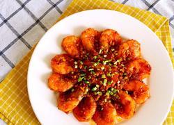 【中餐厅】黄晓明茄汁大虾