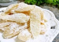 自制姜片糖