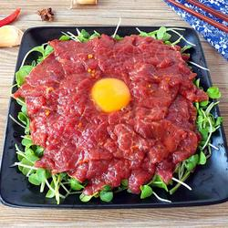 自制火锅牛肉片